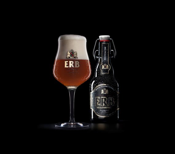 Luxusné pivo ERB