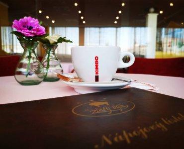 Neapolská tradícia kávy Kimbo