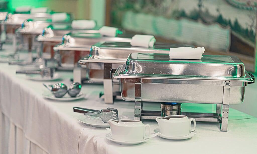 Catering od hotela Zlatý býk